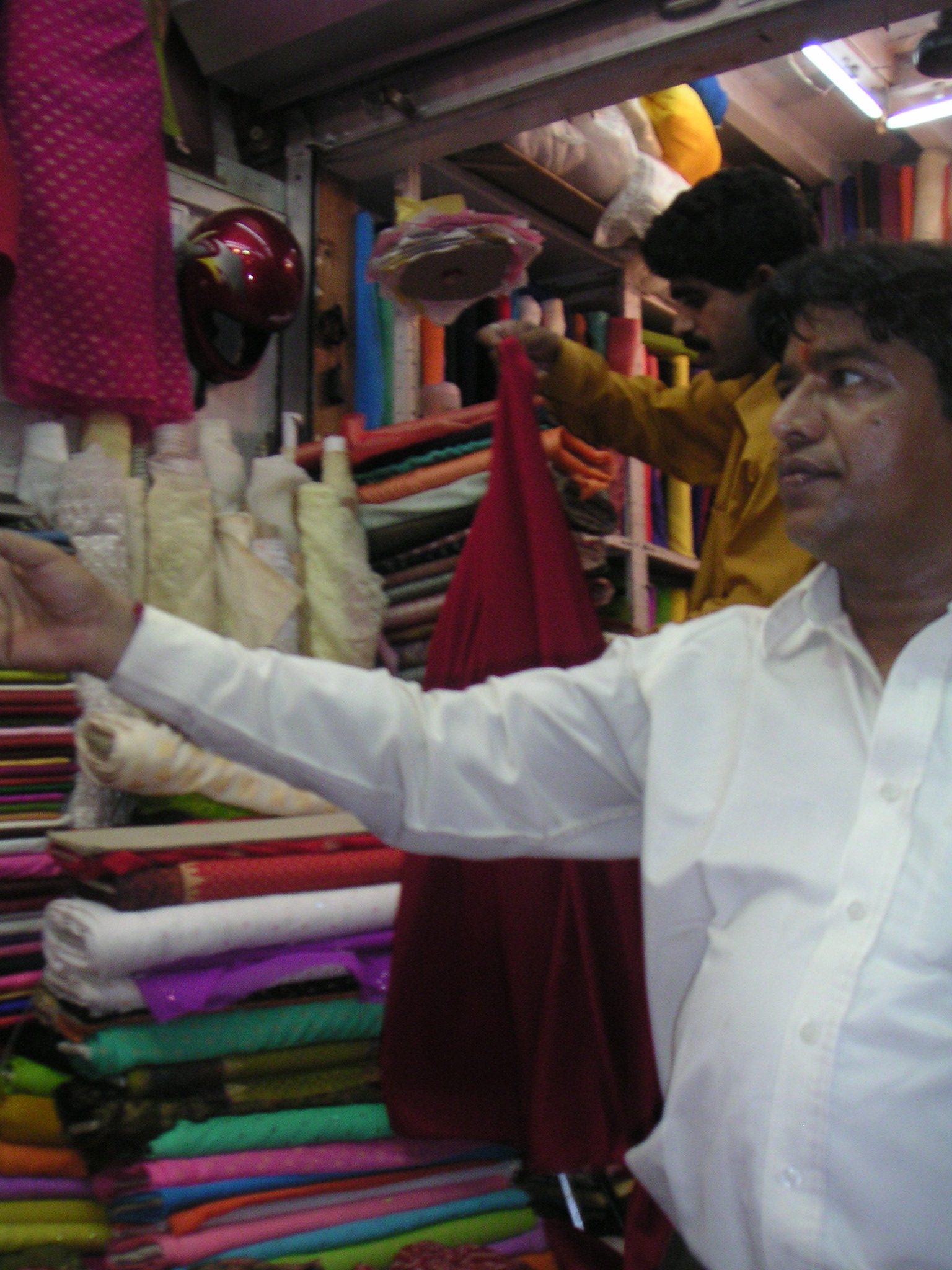 Rangeela Fabric Salesman